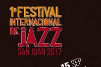 Primer Festival Internacional de Jazz en San Juan