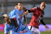 Colón logró vencer a Arsenal de visitante