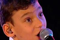 """El menor que emocionó al mundo con la canción """"Qué bonito"""", grabó un video para los sanjuaninos"""