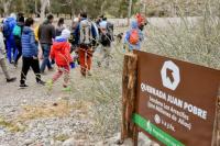 San Juan cuenta con nuevos senderos para hacer Trekking
