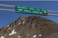 Túnel de Agua Negra: el alcalde de Coquimbo señaló que busca reimpulsar y concretar el proyecto binacional