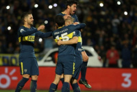 En Mendoza, Boca superó a Brown de Madryn
