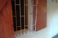 Ladrones robaron en la casa de un policía en Albardón