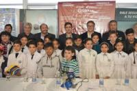 En Caucete ya son parte del programa Brigadas Escolares de Seguridad Vial