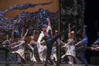 Las aventuras de Zorba el Griego en el Teatro del Bicentenario