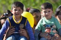 Más de tres mil niños participaron del festejo en Villa Centenario