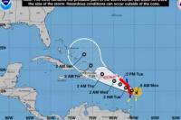 El Caribe en alerta ante la inminente llegada del huracán María