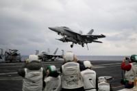 EEUU simuló un bombardeo cerca de Corea del Norte