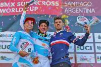 """Tras el segundo lugar en el Mundial de BMX, """"Chalo"""" Molina habló con DAME NOTICIAS"""