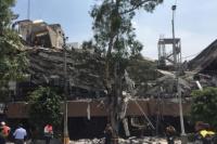 Terremoto en México: muertos y graves destrozos en el Distrito Federal y otras ciudades