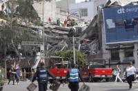 Terremoto en México: hay al menos 248 muertos y varios desaparecidos