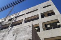 El edificio del Registro Civil y la Subsecretaría de Trabajo, con un 80% de avance