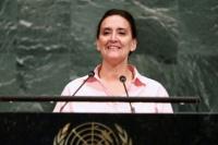Gabriela Michetti expresó que la denuncia en su contra es