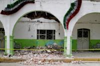 México continúa temblando: se registró una réplica de magnitud 5,8