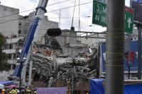 Terremoto en México: aumentó a 320 el número de muertos