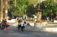 Lunes feriado: cómo fue el movimiento en el centro sanjuanino