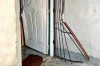Aprovecharon que no había nadie y robaron $50.000 de una casa