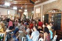 La gente del Circo Tihany disfrutó de paisajes y lugares sanjuaninos