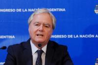 """Pinedo afirmó que """"seguramente"""" habrá sesiones extraordinarias para tratar leyes económicas"""