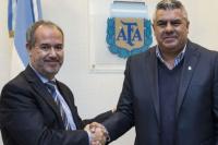 AFA trabajará con Sedronar para la prevención de adicciones