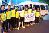 La Asociación Sanjuanina de Triatlón finaliza su participación en la liga