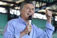 Macri, de campaña en La Rioja, pidió