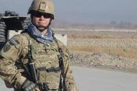 Volvió de la guerra de Afganistán y murió en el tiroteo en Las Vegas
