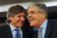 De Vido y Boudou se reencontraron en Tribunales
