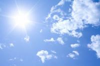 Jornada calurosa con una máxima de 39°C