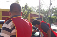 El Frente Progresista Popular denunció una intimidación de la Policía