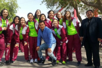 Juegos Evita: la delegación sanjuanina partió rumbo a Mar del Plata