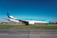 Aerolíneas Argentinas suspendió definitivamente sus vuelos a Venezuela