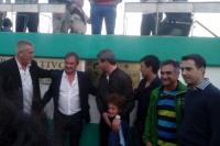 Quedaron inauguradas las nuevas tribunas en el Serpentario