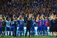 Islandia hizo historia y jugará la Copa del Mundo por primera vez