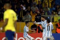 Messi, Messi y Messi: ¡Argentina clasificó a Rusia!