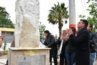 Homenajearon al Teniente Coronel Juan Manuel Cabot, a 200 años del Cruce de los Andes