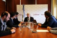 Buscan avanzar con el acuerdo vitivinícola San Juan - Mendoza