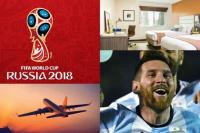 Cuánto cuesta ir al Mundial: viaje, alojamiento y entradas