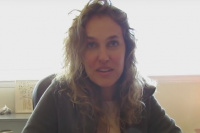 Piden dos dadores de sangre para la licenciada Mariela Limerutti