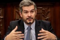 Marcos Peña le pegó a la CGT