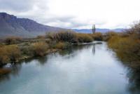 Encontraron un cuerpo en el río Chubut, podría ser el Maldonado