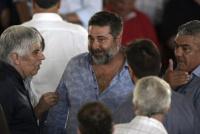 Fútbol argentino: analizan realizar un torneo con dos zonas
