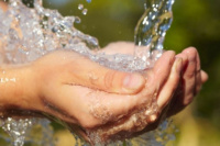 En Caucete quedó afectada la presión de agua potable