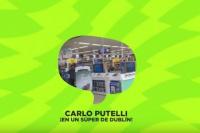Un sanjuanino entró en un súper en Dublín y comparó algunos precios