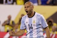 Mascherano sería convocado en la Selección para los Juegos Panamericanos