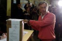 """Roberto Basualdo: """"Estoy muy contento de votar, elegir y ser elegido"""""""