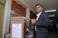 """Fabián Gramajo: """"El vecino reconoce el trabajo que se hace en el departamento"""""""
