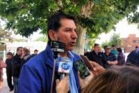 Fabián Aballay destacó la cantidad de sanjuaninos que votan en Pocito