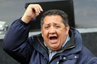 Luis D'Elía tras la detención de Boudou:
