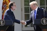 Estados Unidos respaldó a España tras la declaración de independencia de Cataluña